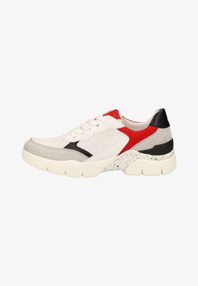 Zapatillas - white/red