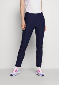 Kjus - IKALA TREGGINS WARM - Outdoor trousers - atlanta blue - 0
