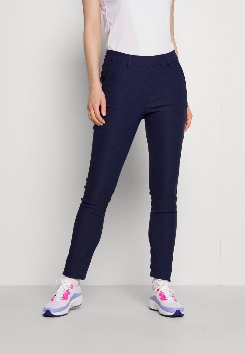 Kjus - IKALA TREGGINS WARM - Outdoor trousers - atlanta blue
