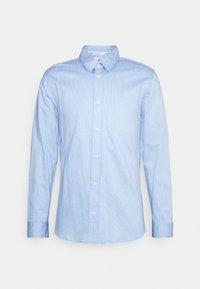 SLHSLIMCHARLES SHIRT CAMP - Shirt - light blue