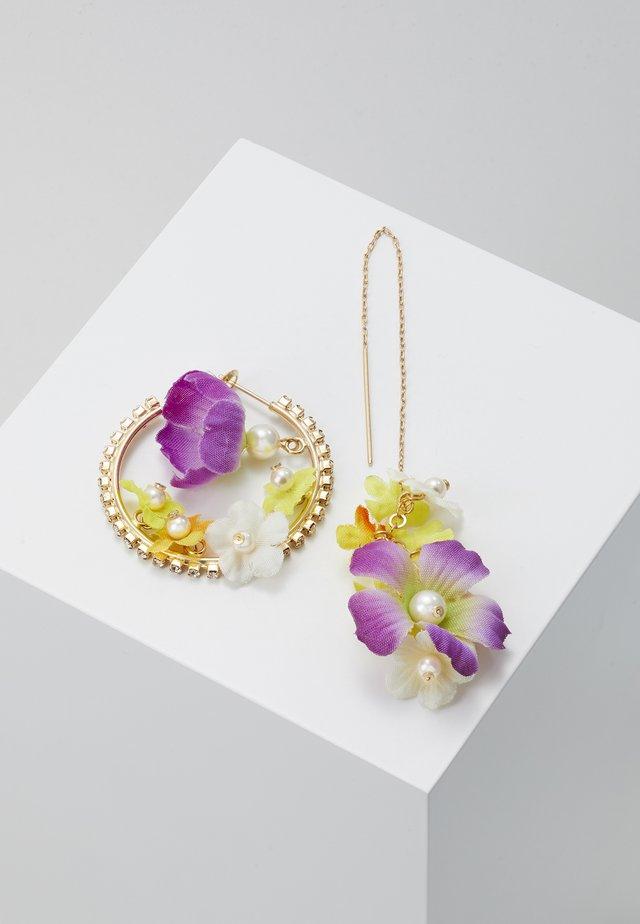 Örhänge - lilac