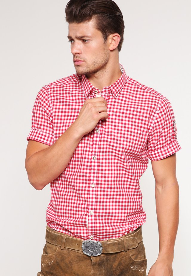 CONNOR MODERN FIT  - Hemd - rot
