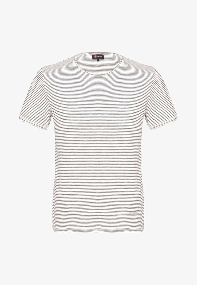 BAYO - Print T-shirt - beige