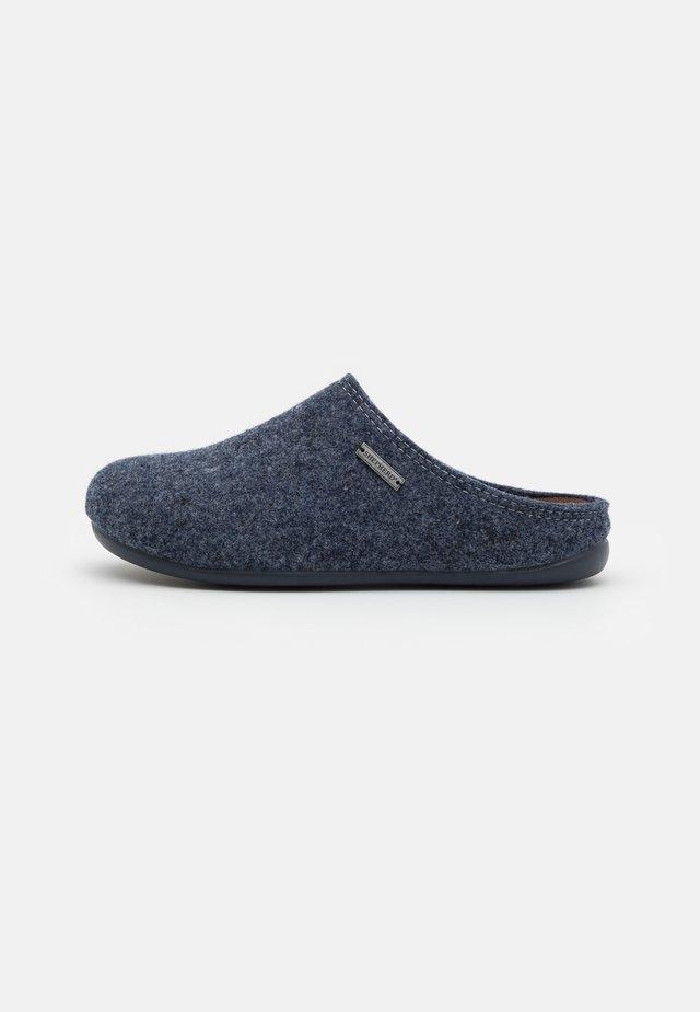 JON - Pantofole - navy