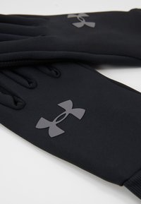 Under Armour - Gloves - black/graphite - 5