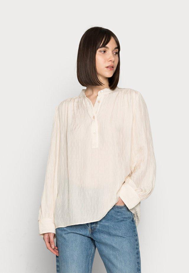 Skjortebluser - offwhite