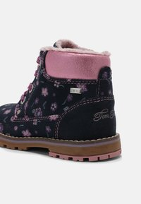 TOM TAILOR - Lace-up ankle boots - navy - 6