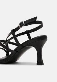 Selected Femme - SLFASHLEY  - Sandals - black - 5