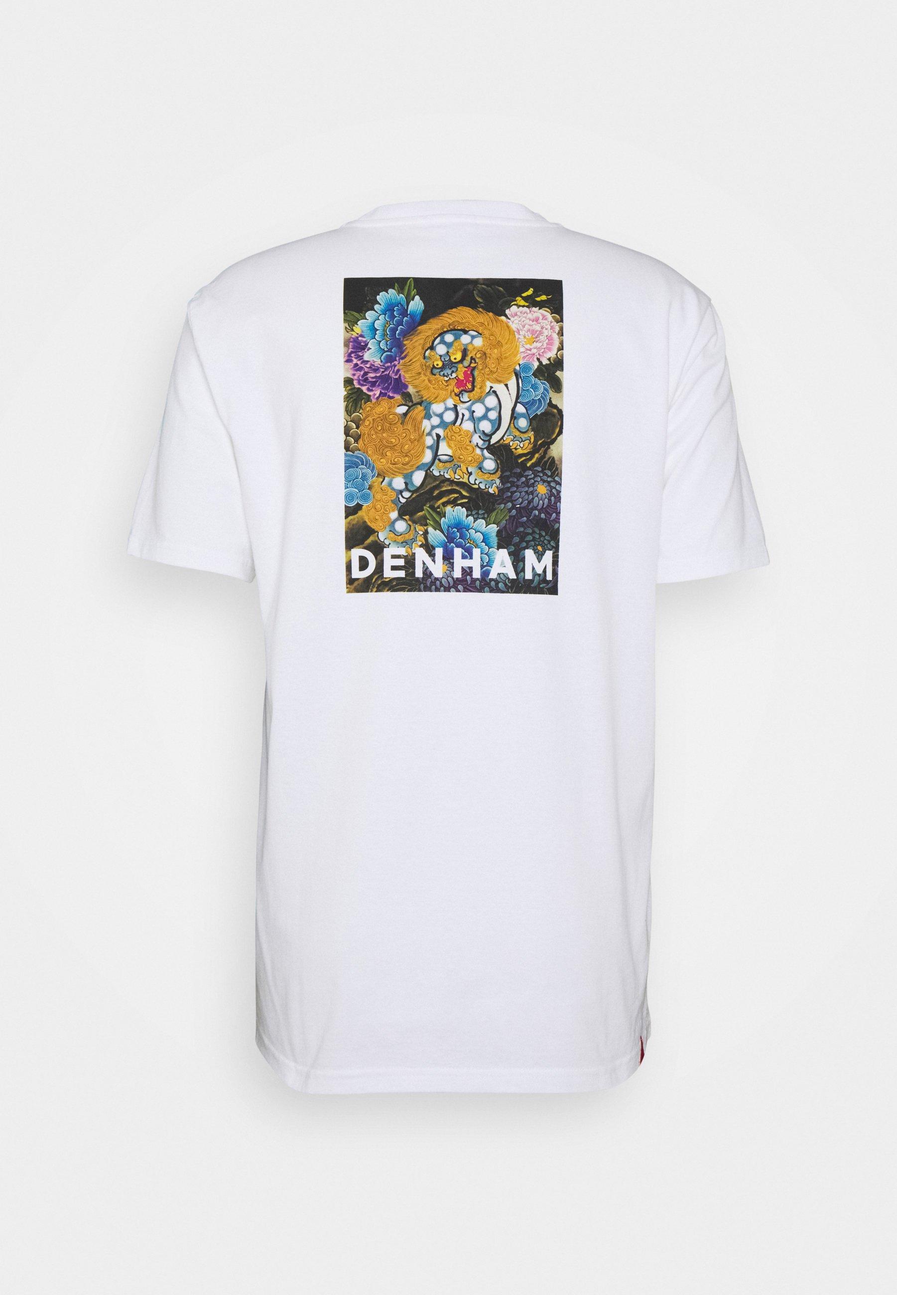 Herren WATERSTONE STONE TEE UNISEX - T-Shirt print