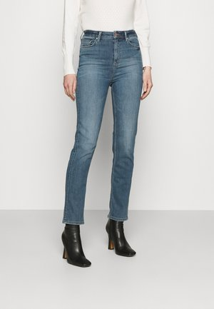 SOPHIA - Jean droit - blue denim