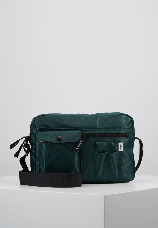 BEL AIR CAPPA - Across body bag - dark green
