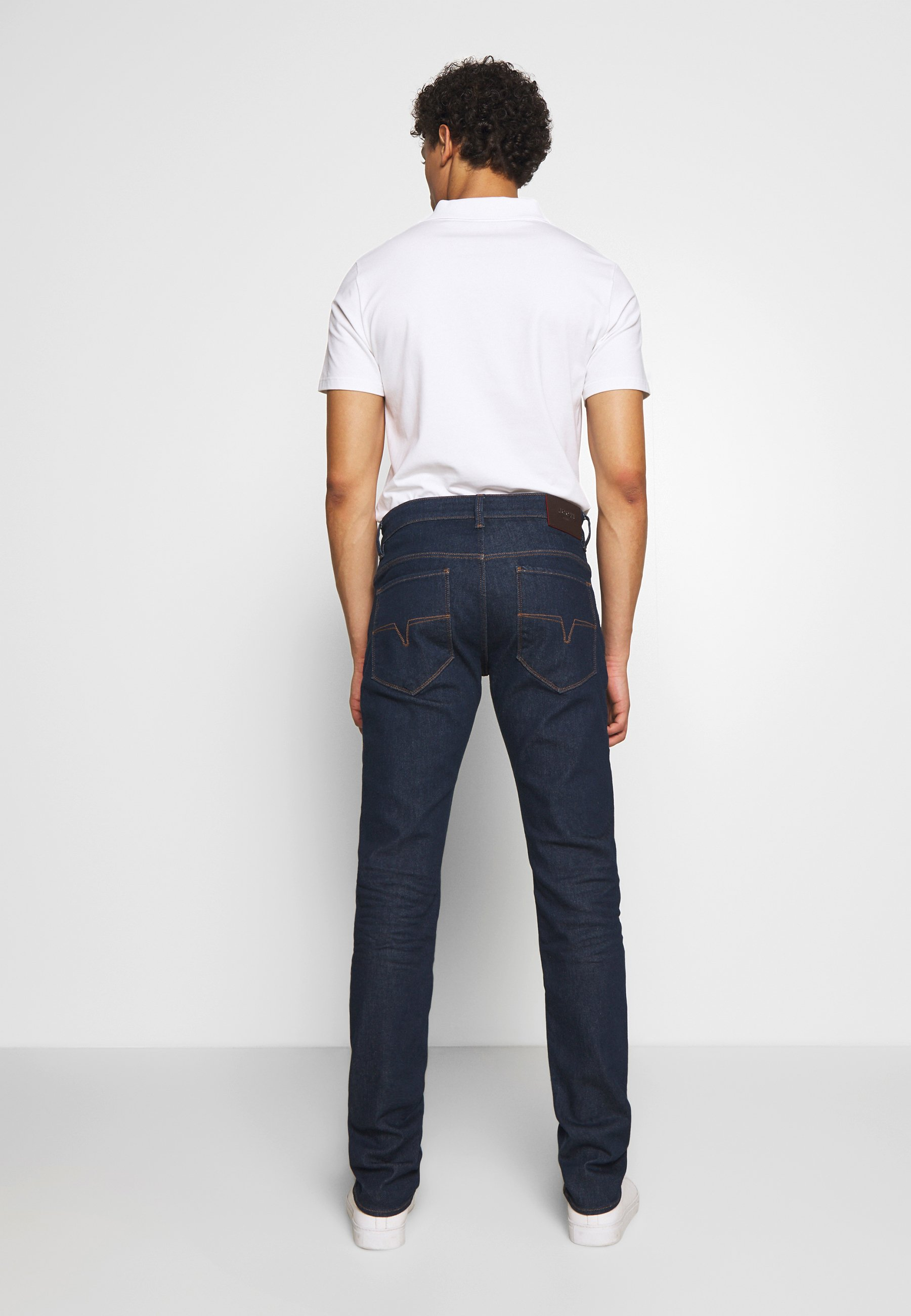 JOOP! Jeans STEPHEN - Jean slim - dark blue wased