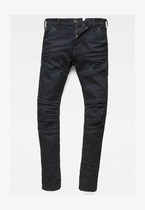 RACKAM 3D SKINNY - Jeans Skinny Fit - raw denim