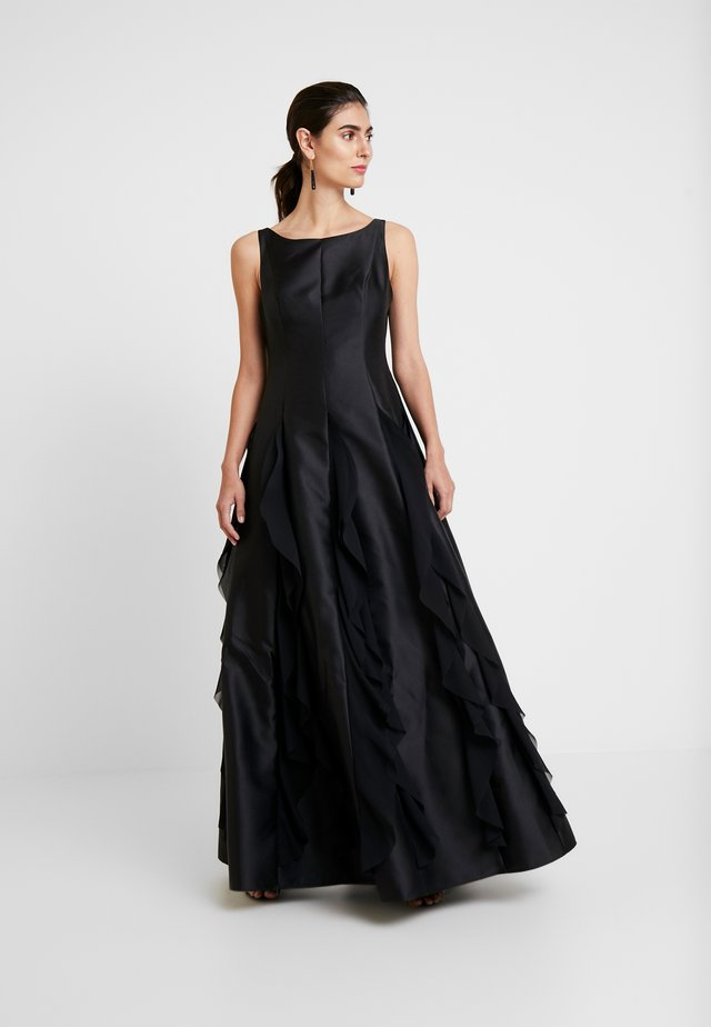 MIKADO GOWN - Occasion wear - black