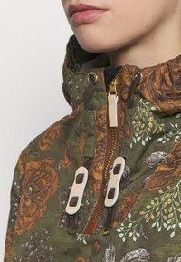 Rojo - BAILEY JACKET - Snowboard jacket - military olive - 6