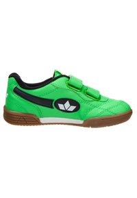 LICO - BERNIE - Sports shoes - grün/marine/weiß - 3