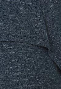 Ripe - WINTER SWING BACK NURSING - Long sleeved top - denim - 2