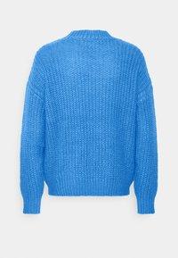 NAF NAF - SUZANNE  - Pullover - bleu pensee - 1