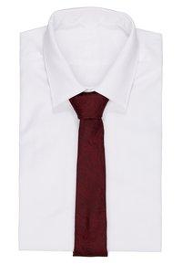 Burton Menswear London - BURG SET - Kravata - burgundy - 2