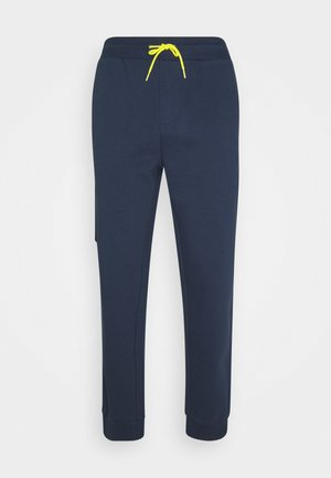 POCKET PANT - Spodnie treningowe - twilight navy/multi