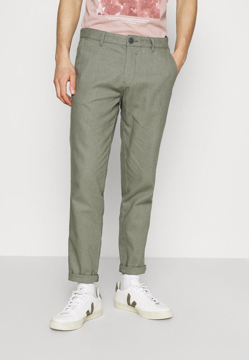 Esprit - Chinos - dusty green