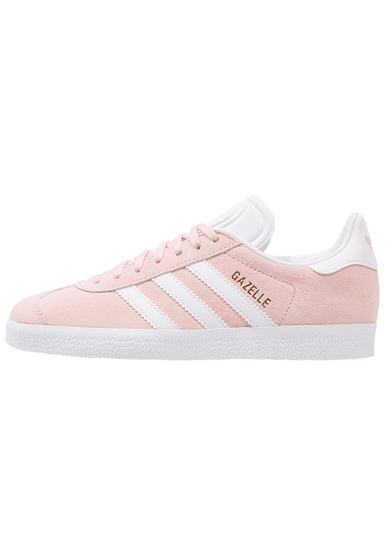 laberinto Audaz Justicia  adidas Originals GAZELLE - Trainers - vapour pink/white/gold metallic/pink  - Zalando.co.uk