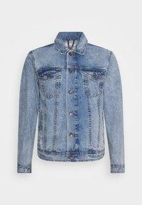MARC JACKET - Denim jacket - light blue