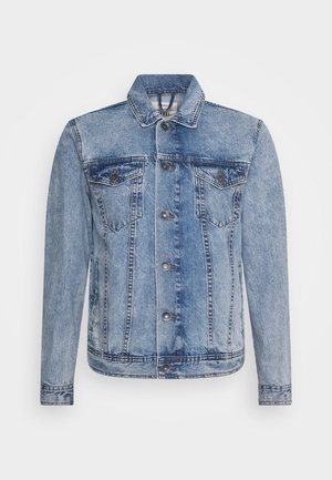 MARC JACKET - Denim jacket - light blue