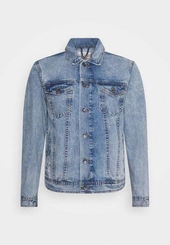 MARC JACKET - Giacca di jeans - light blue