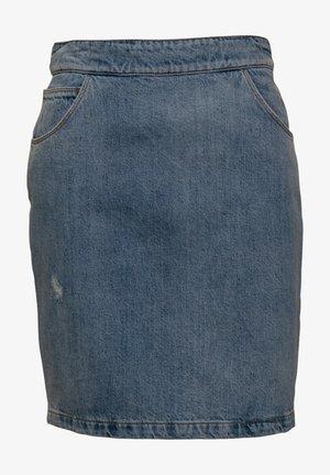 Pencil skirt - blu  light blue denim