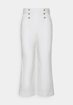 VARANO - Kalhoty - bianco