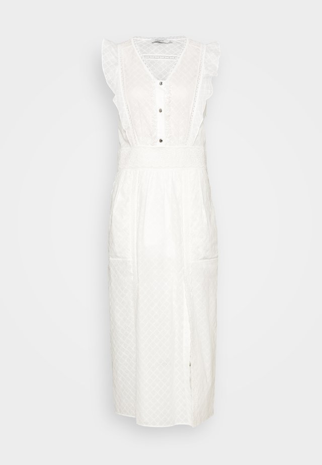 Day dress - cream