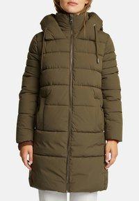 Esprit - Winter coat - khaki green - 9