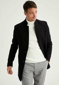 DeFacto - Short coat - black - 3