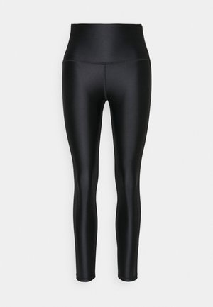 SHINY - Leggings - black