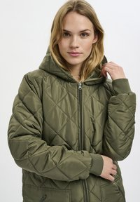Kaffe - PTILLA - Winter coat - grape leaf - 3
