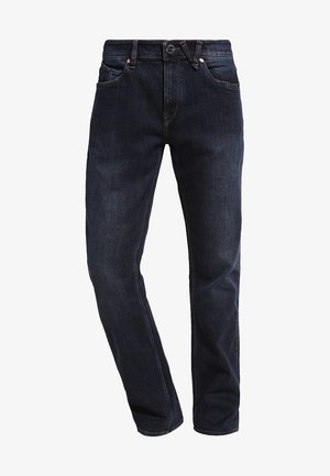 SOLVER - Džíny Straight Fit - vintage blue