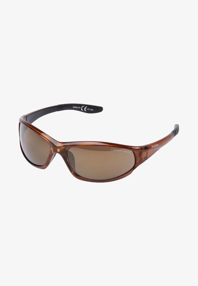 WYLDER - Sports glasses - braun