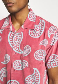 Obey Clothing - Shirt - cassis multi - 4