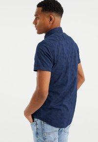 WE Fashion - Overhemd - dark blue - 2