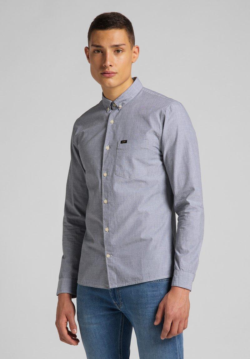Lee - Shirt - cloudburst grey