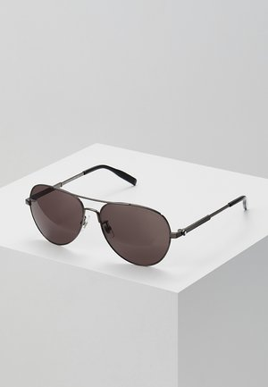 Sunglasses - ruthenium grey