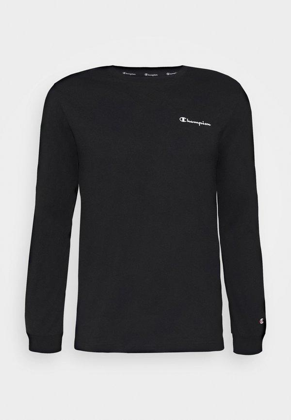 Champion Bluzka z długim rękawem - black/czarny Odzież Męska TZCF
