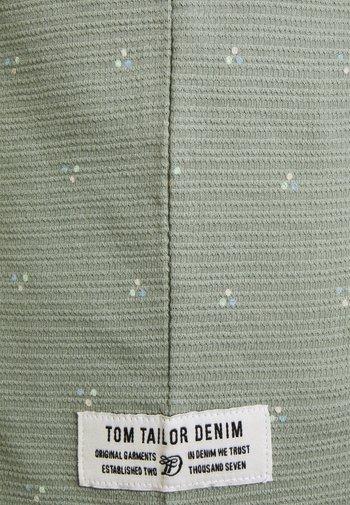TEE - Print T-shirt - olive