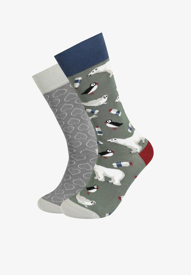 PREMIUM QUALITÄT - DOPPELPACK - Socks - multicolor