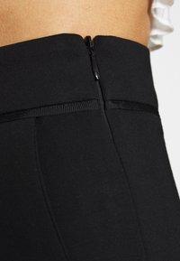 DAY Birger et Mikkelsen - CIKADE - A-line skirt - black - 4