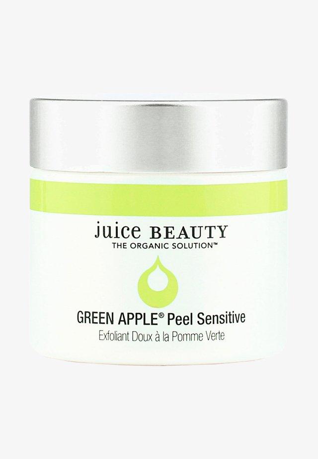 GREEN APPLE PEEL SENSITIVE - Face mask - -