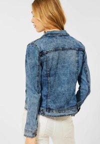 Cecil - Denim jacket - blue denim - 2