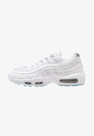 AIR MAX 95 ESSENTIAL - Sneakersy niskie - white/pure platinum/reflect silver