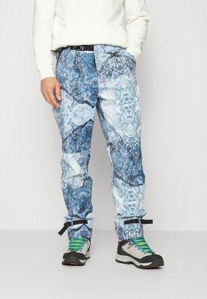 GARNBRET - Outdoor trousers - glacier